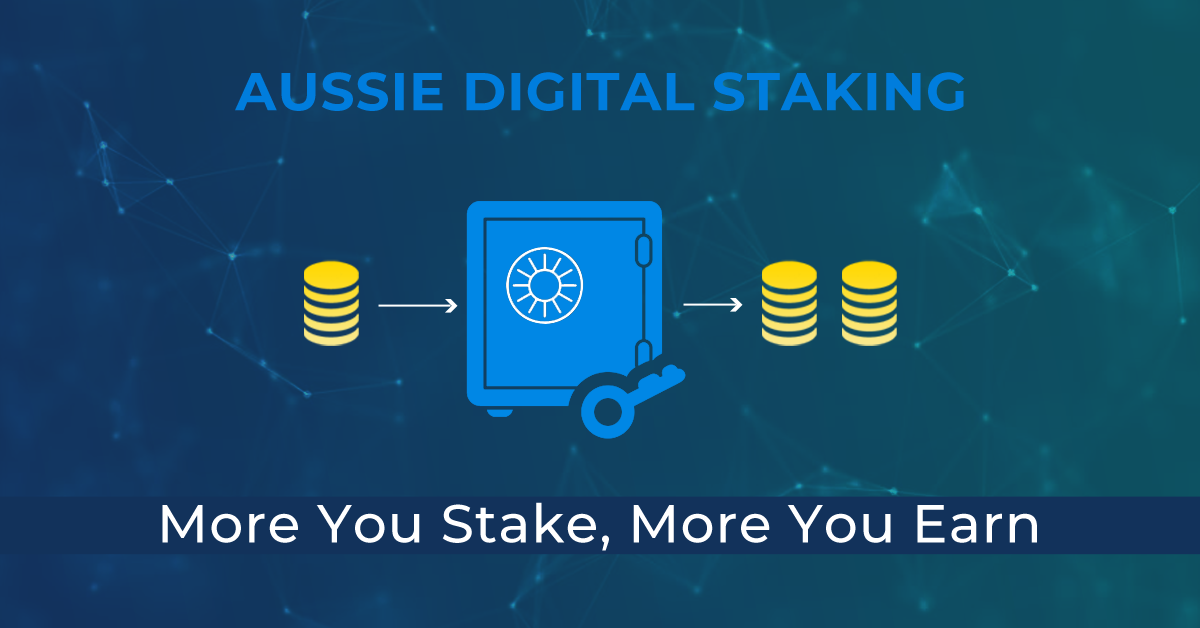 Earn More With Staking Program