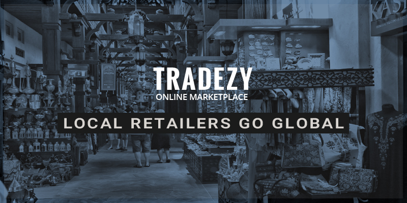 Local retailers go global